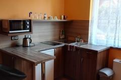 Apartman belső kép - konyha
